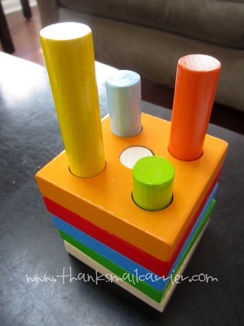 HABA stacking tower