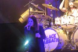 BLACK SABBATH - Ao Vivo em Curitiba (30-11-2016)