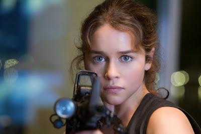 Emilia Clarke stars as Sarah Connor in Terminator Genisys
