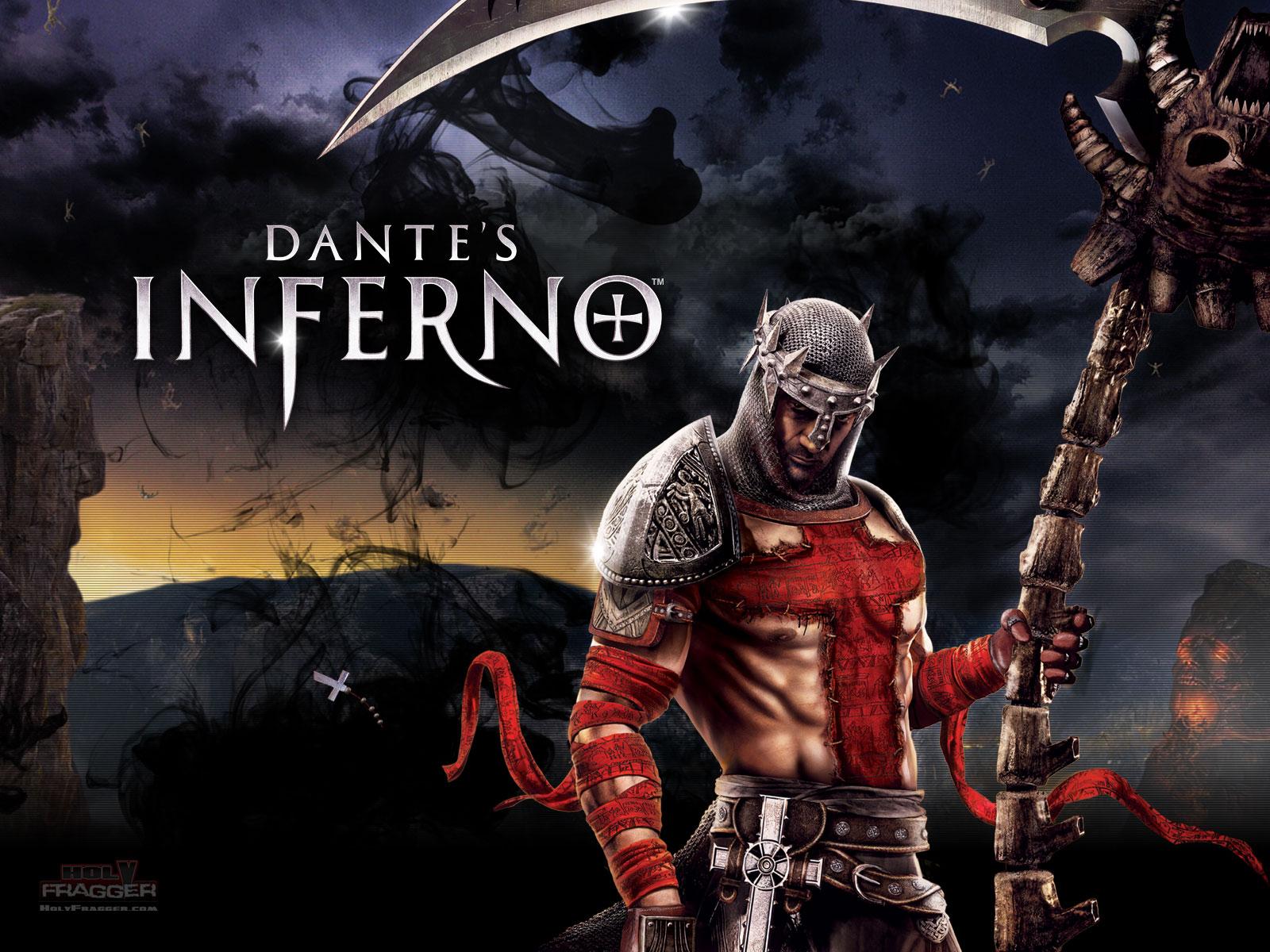 Game] Dante's Inferno ~ Xbox 360 - PS3
