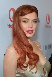 Lindsay Lohan has never been better, according to her mother Dina