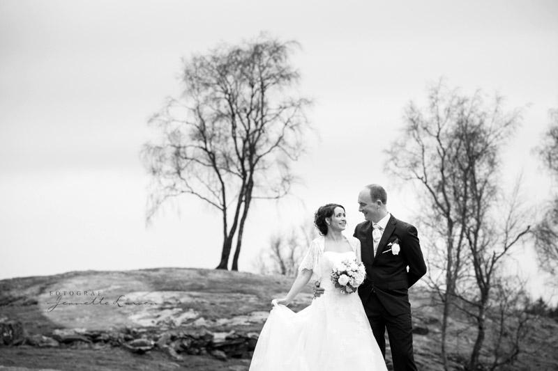 Fogn, bryllup