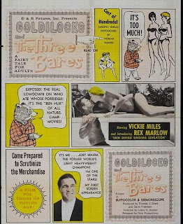 Goldilocks and the Three Bares 1963