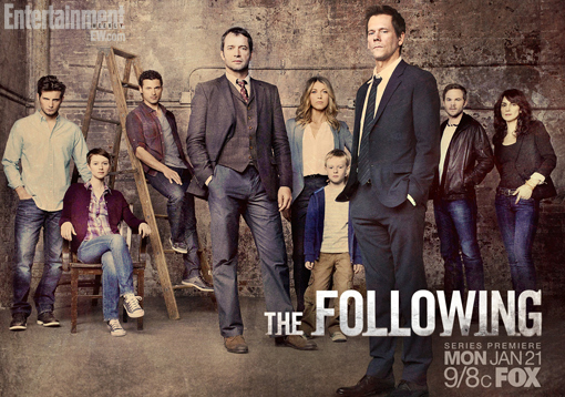 The Following Logo-the-following