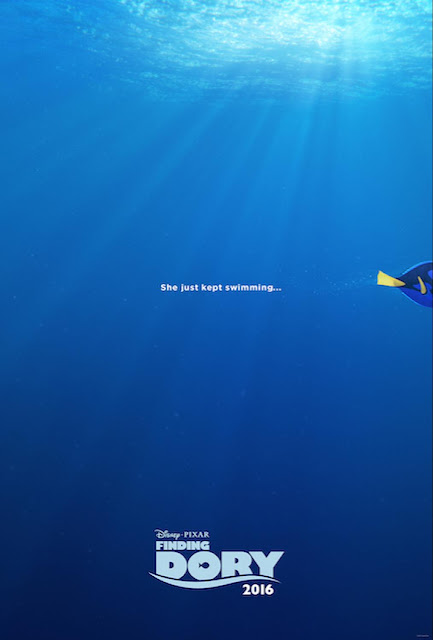 Disney Pixar's Finding Dory Poster