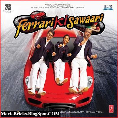 Ferrari Ki Sawaari movie songs, Sharman Joshi, Boman Irani, Vidya Balan, Vidhu Vinod Chopra
