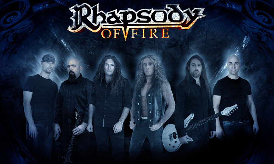 Rhapsody Of Fire Downloads 