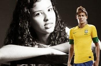 Fazer montagem de fotos com Neymar