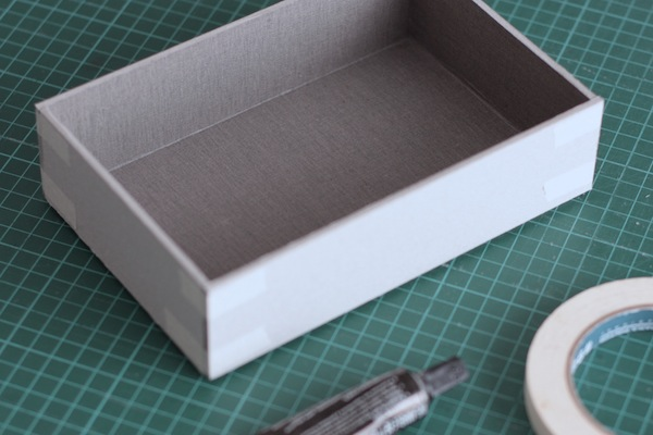 Ro Guaraz · caja de recetas · 11 · armar tapa