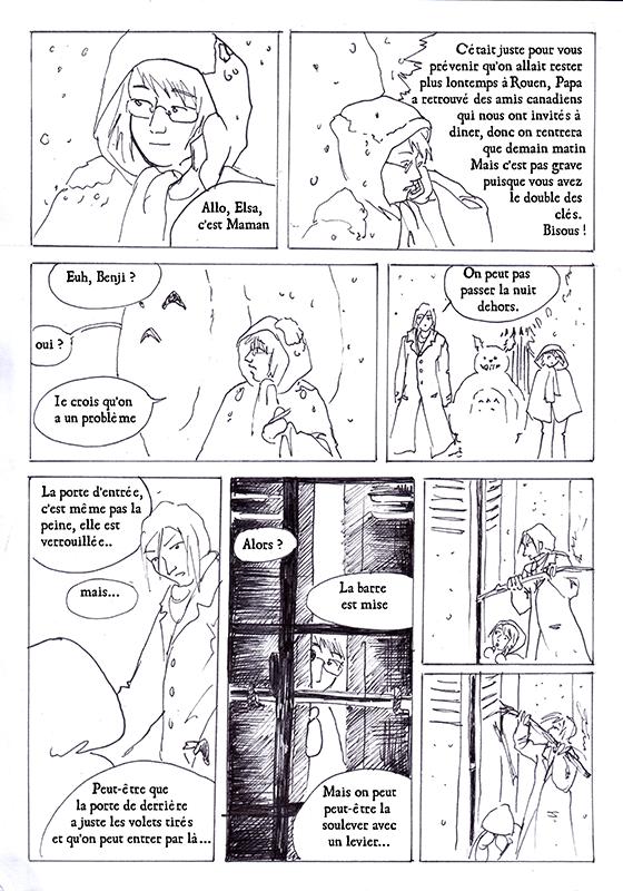 Les Clefs de chez soi, page 7 (Astate)