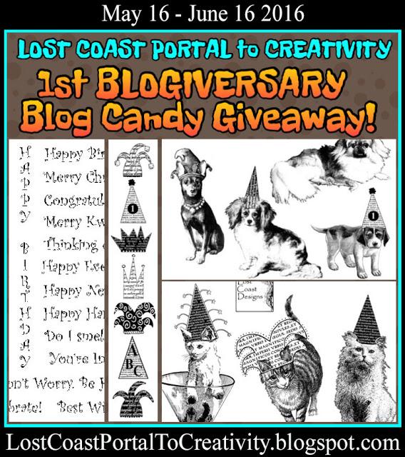 Lost Coast Designs (16-06)