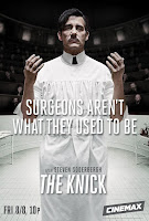Poster of the TV series The Knick
