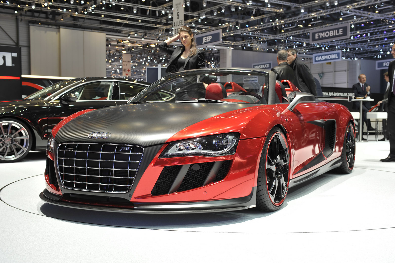 DICOVERY CHANNEL: Audi R8 Pics