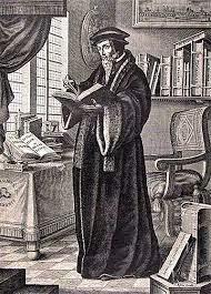 Calvino e suas fontes de pesquisas: direito, latim, hebraico, grego, patrística, etc.