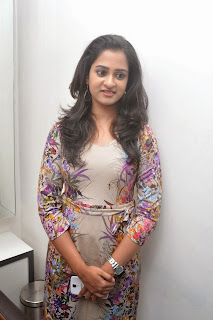 Nanditha Latest Pictures at Naturals Spa and Salon Launch ~ Celebs Next