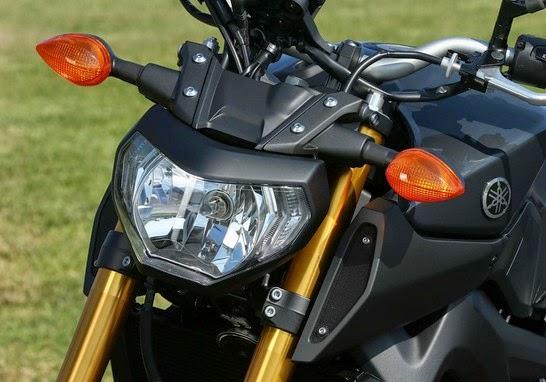 Motor Yamaha Baru