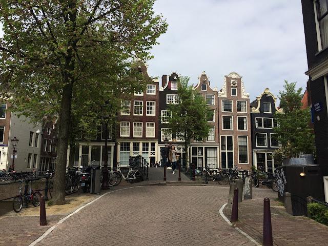 прогулки по Амстердаму