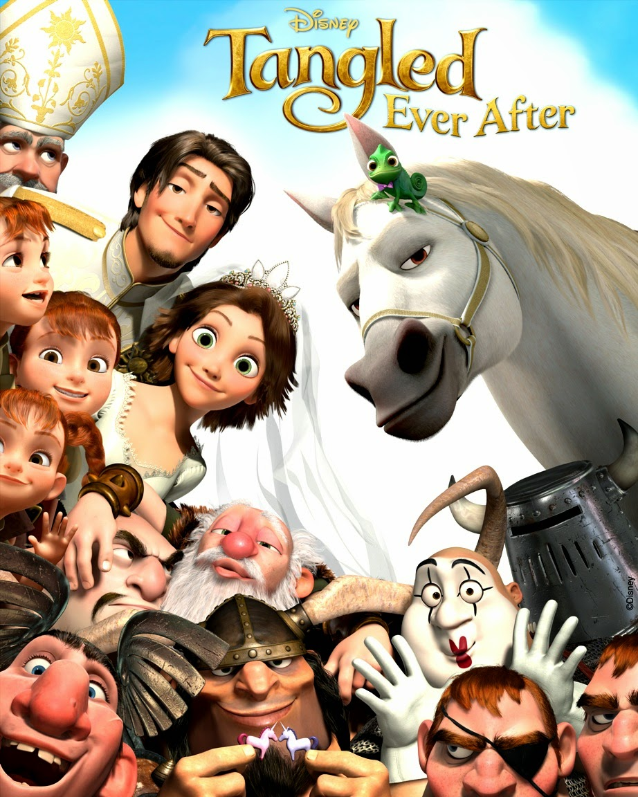 Watch Tangled 2 Ever After (2012) Online For Free Full Movie English