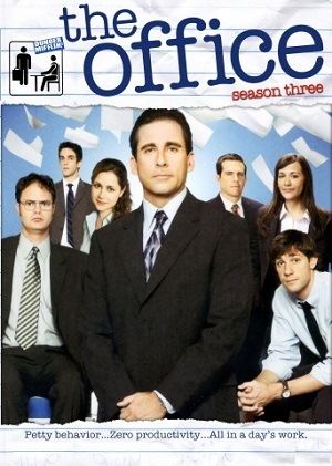 The Office - 3ª Temporada Séries Torrent Download capa