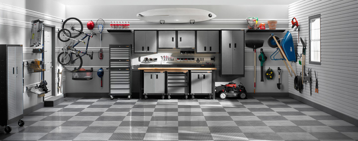 Uptown real estate group make your garage spectacular for Garage paris 15 auto