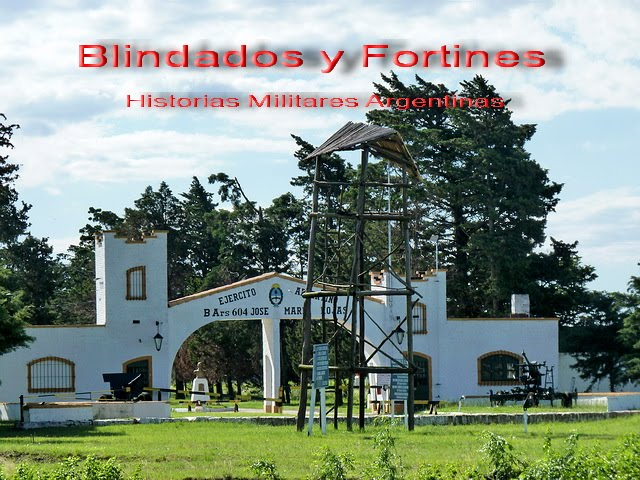 Blindados y Fortines