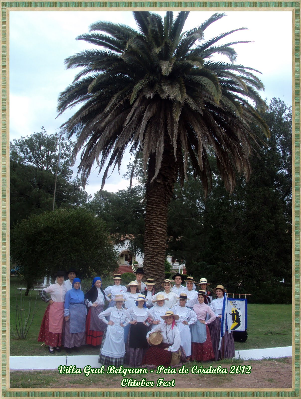 Agrupación Folclórica Canaria de Rosario - Argentina