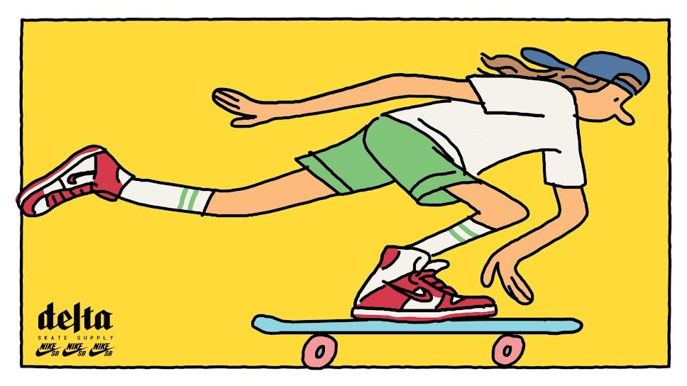 delta skate supply®│SK8BDR