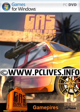 Gas Guzzlers Combat Carnage cover download