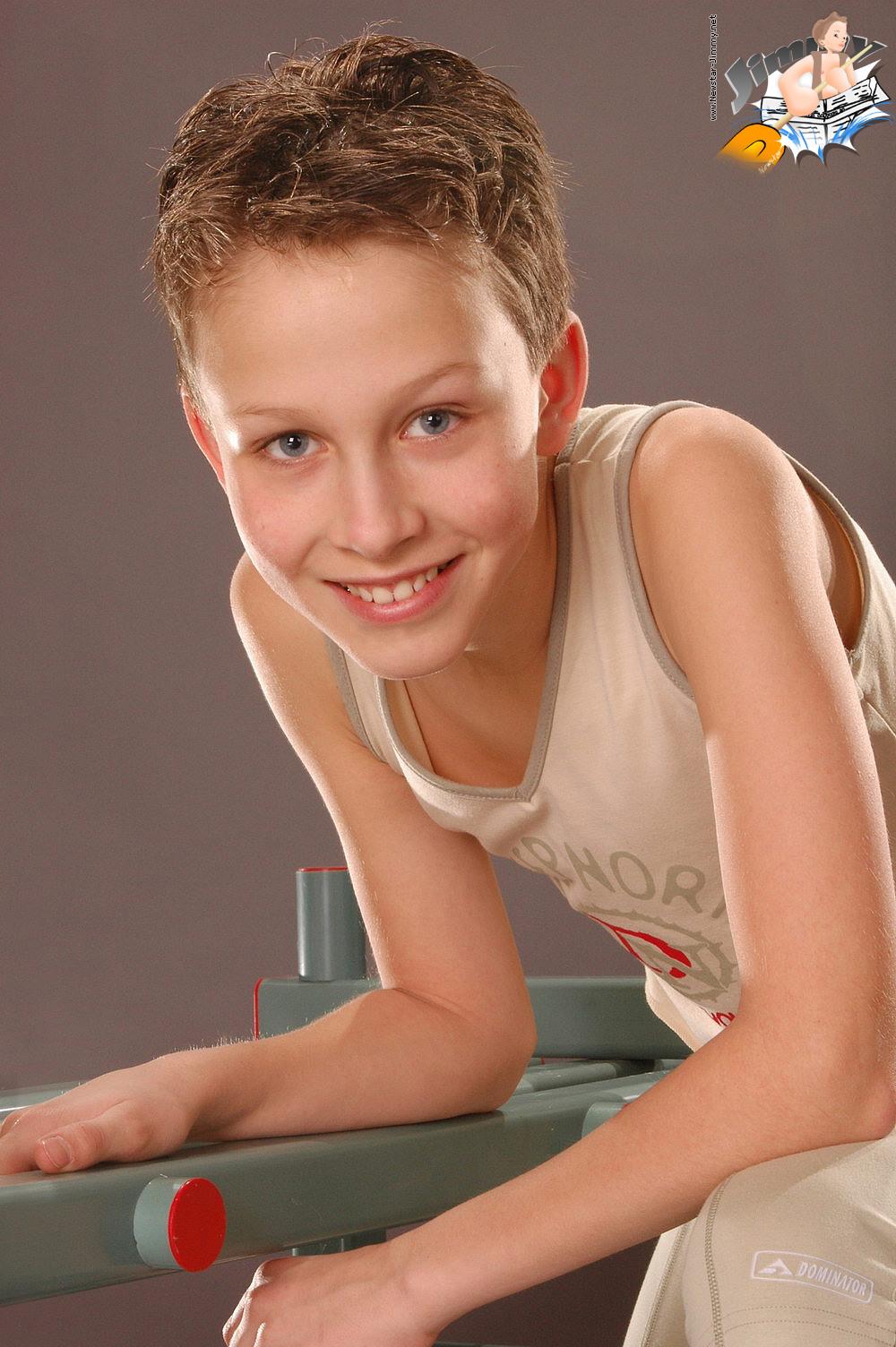 Newstar Jimmy Set Romain Boy Model Kootation Picture