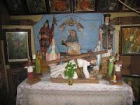 Kapliczka w Sieprawiu