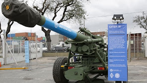 CITER III Cañón de Artillería de 155 MM