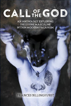 "Rev. Christian Ortiz en el libro ""Call of the God: An Anthology Exploring the Divine Masculine"
