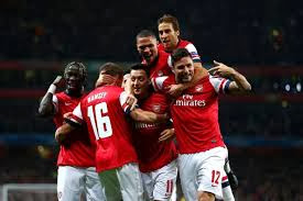 Arsenal FC Team