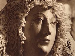La Virgen de los Reyes de Sevilla.