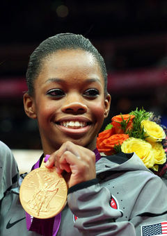 You Go Girl Gabby Douglas Wins The Gold Medal In Women S