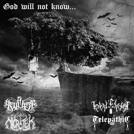 God Will Not Know..., Nicrotek One Man Black Metal Band from Surabaya Indonesia, Indonesian One Man Black Metal