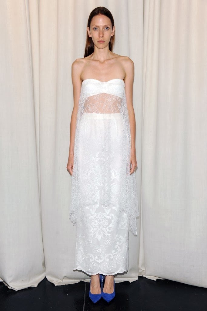 Houghton 2014 Fall Bridal Collection