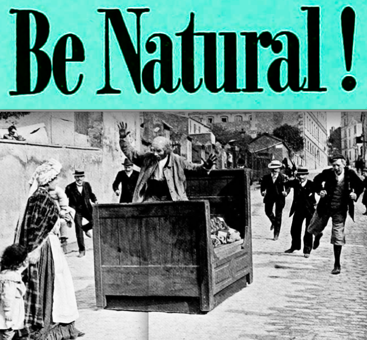 *Be Natural !' ©riginal Story of Alice Guy Blaché by Herself *