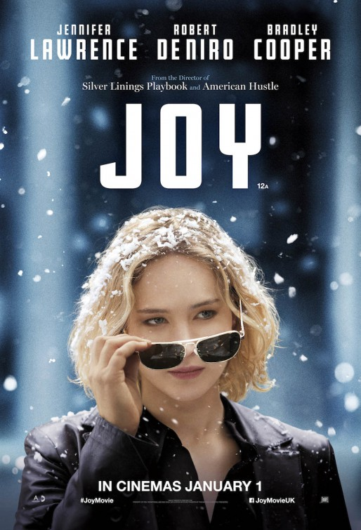 Joy UK movie poster