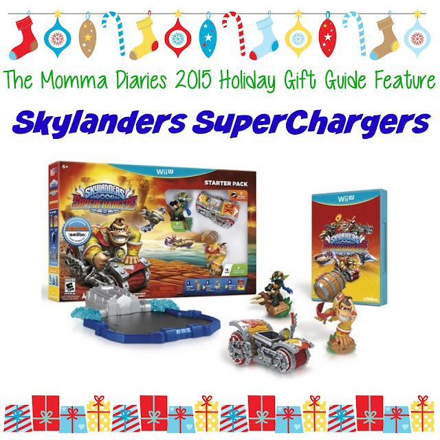 Skylanders SuperChargers 2015 Holiday Gift Guide