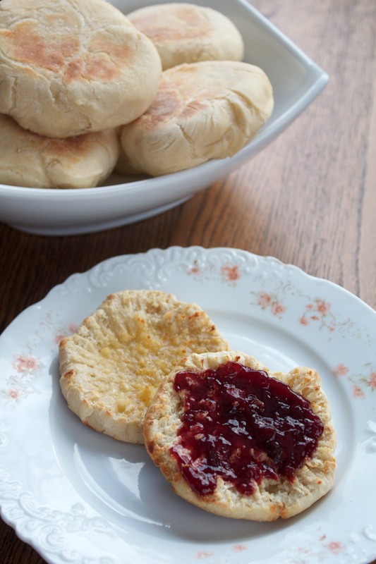 English Muffins || A Less Processed Life