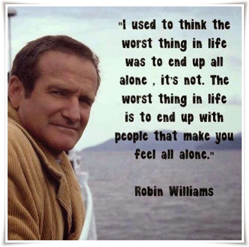 Kumpulan Kata Bijak Robin Williams Dalam Film