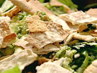 Green Fatoush Recipe