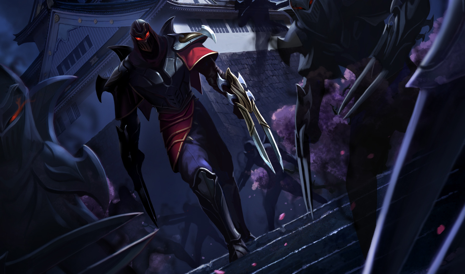 Surrender at 20: Introducing Zed, the Master of Shadows