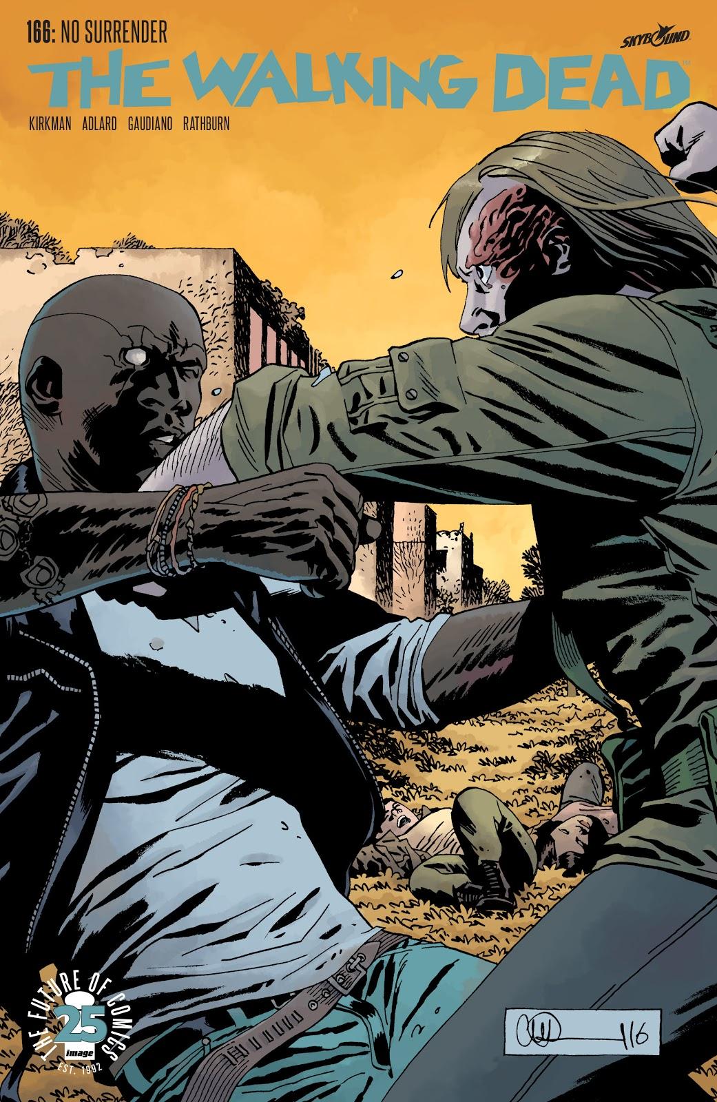 The Walking Dead-ตอนที่ 166