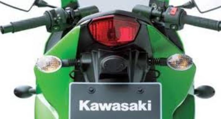 Kawasaki Ninja 250sl Rr Mono