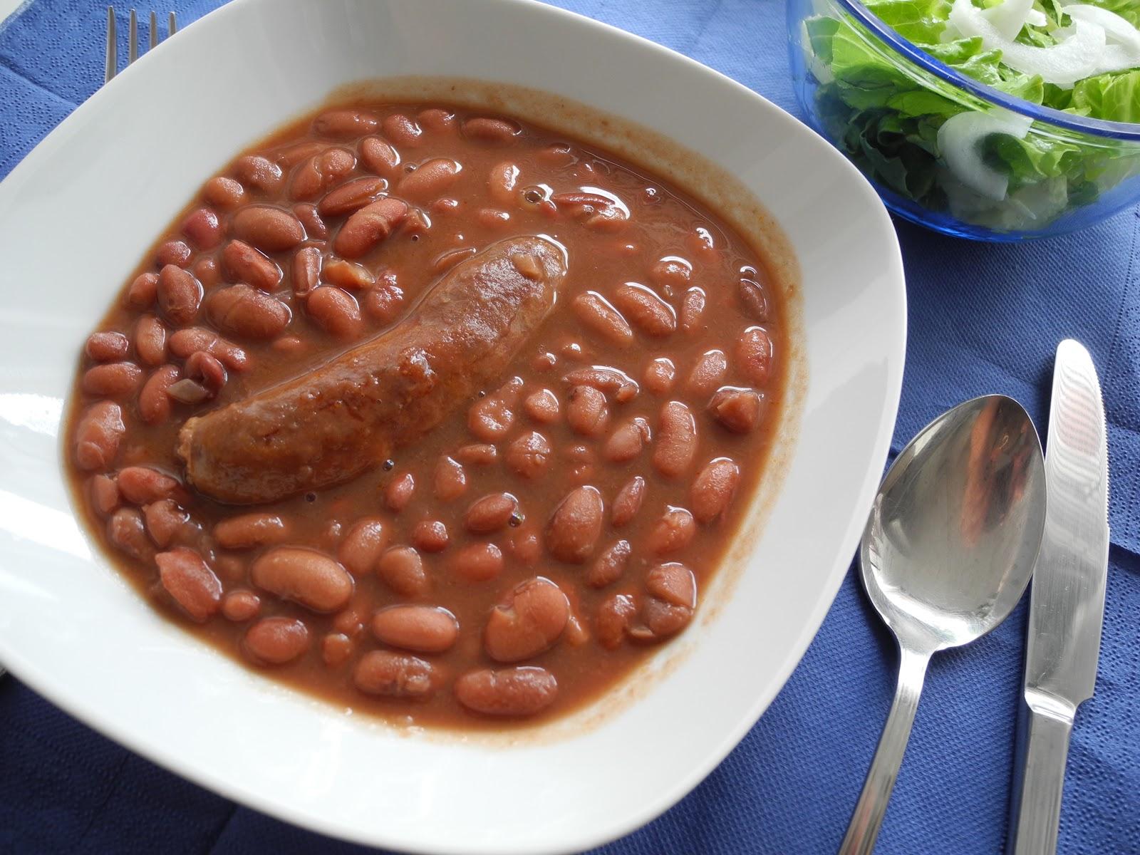 Lapikoan 1001 recetas de cocina primeros platos - Alubias rojas con costilla ...