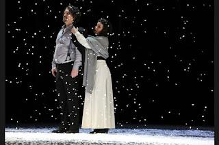 Peter Konwitschny's production of La Boheme - SND - Bratislava