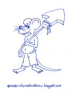 El ratón - aprenderinformaticabasica.blogspot.com