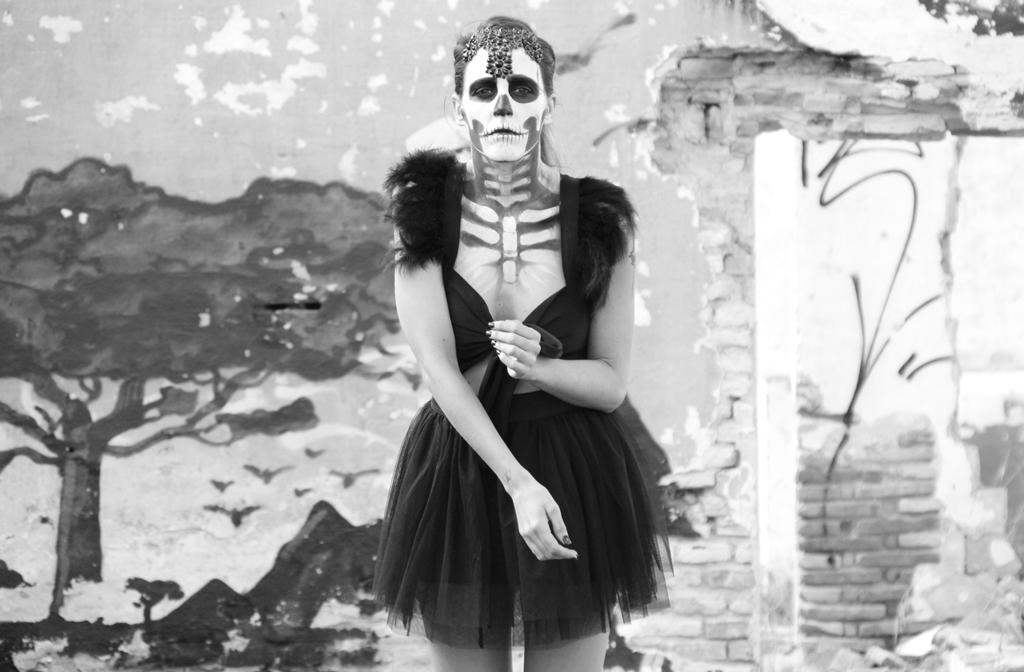 rocio, osorno, halloween, maquillaje, makeup, disfraz, fiesta, miedo, blogger, sevilla, spain, inspiracion, ideas, ejemplo, instablogger
